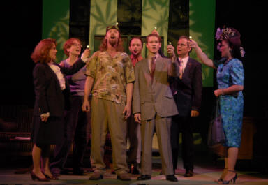 """Johnny Appleweed,"" New Line Theatre, 2006"